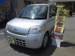 沖縄の中古車 ダイハツ エッセ 車両価格 28万円 リ済込 平成23年 6.3万K グレー