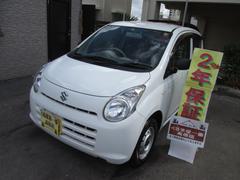 沖縄の中古車 スズキ アルト 車両価格 26万円 リ済込 平成23年 5.0万K ホワイト