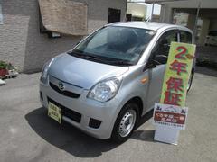 沖縄の中古車 ダイハツ ミラ 車両価格 26万円 リ済込 平成24年 4.7万K シルバー