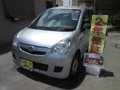 沖縄の中古車 ダイハツ ミラ 車両価格 25万円 リ済込 平成25年 7.3万K グレー
