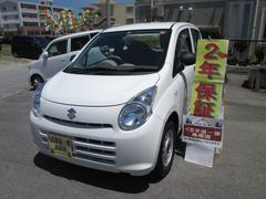 沖縄の中古車 スズキ アルト 車両価格 29万円 リ済込 平成24年 6.0万K ホワイト