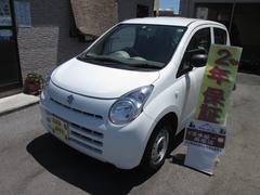 沖縄の中古車 スズキ アルト 車両価格 27万円 リ済込 平成24年 6.0万K ホワイト