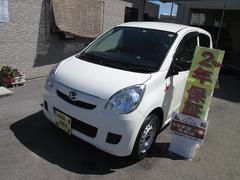 沖縄の中古車 ダイハツ ミラ 車両価格 26万円 リ済込 平成24年 4.3万K ホワイト