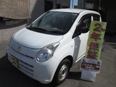 沖縄の中古車 スズキ アルト 車両価格 21万円 リ済込 平成22年 5.7万K ホワイト