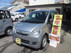 沖縄の中古車 ダイハツ ミラ 車両価格 26万円 リ済込 平成24年 5.7万K グレー