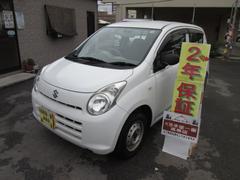 沖縄の中古車 スズキ アルト 車両価格 18万円 リ済込 平成22年 7.1万K ホワイト