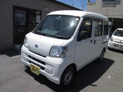 沖縄の中古車 ダイハツ ハイゼットカーゴ 車両価格 32万円 リ済込 平成23年 12.4万K ホワイト
