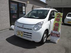 沖縄の中古車 スズキ アルト 車両価格 22万円 リ済込 平成23年 6.3万K ホワイト