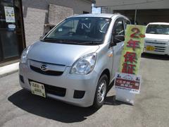 沖縄の中古車 ダイハツ ミラ 車両価格 23万円 リ済込 平成24年 6.4万K グレー