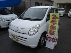沖縄の中古車 スズキ アルト 車両価格 17万円 リ済込 平成22年 6.7万K ホワイト