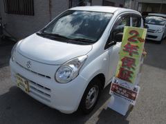 沖縄の中古車 スズキ アルト 車両価格 18万円 リ済込 平成22年 8.0万K ホワイト