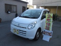 沖縄の中古車 スズキ アルト 車両価格 19万円 リ済込 平成22年 5.7万K ホワイト