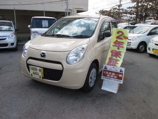 沖縄の中古車 マツダ キャロルエコ 車両価格 29万円 リ済込 2013(平成25)年 6.4万km 特色