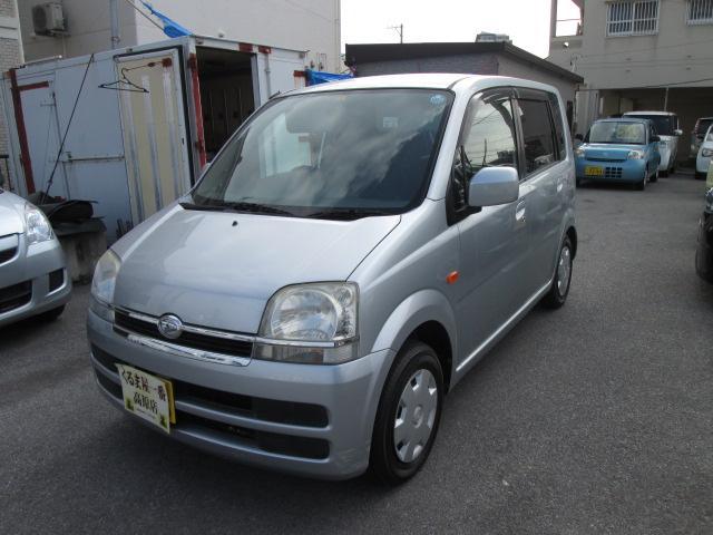 沖縄の中古車 ダイハツ ムーヴ 車両価格 22万円 リ済込 2006(平成18)年 8.4万km グレー