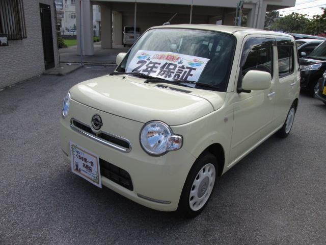 沖縄県沖縄市の中古車ならミラココア ココアXスペシャルコーデ