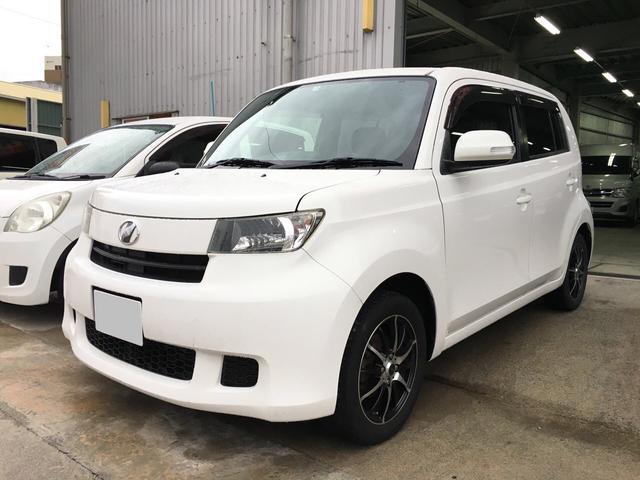 沖縄の中古車 トヨタ bB 車両価格 35万円 リ済込 2009(平成21)年 14.0万km ホワイト