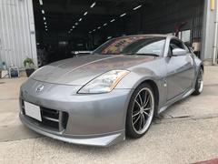 沖縄の中古車 日産 フェアレディZ 車両価格 39万円 リ済込 平成15年 12.8万K シルバー