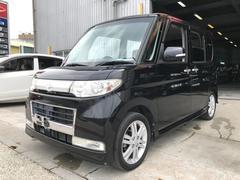 沖縄の中古車 ダイハツ タント 車両価格 ASK リ済込 平成21年 10.6万K ブラック