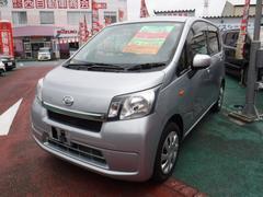 沖縄の中古車 ダイハツ ムーヴ 車両価格 60万円 リ済込 平成25年 2.0万K シルバー