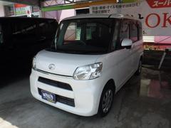 沖縄の中古車 ダイハツ タント 車両価格 93万円 リ済込 平成27年 5.0万K パールホワイト