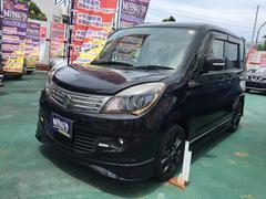 沖縄の中古車 スズキ ソリオ 車両価格 110万円 リ済込 平成25年 1.3万K ブルーイッシュブラックパール3