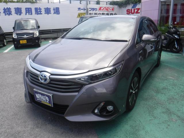 沖縄県の中古車ならSAI S Cパッケージ