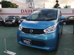 沖縄の中古車 日産 デイズ 車両価格 60万円 リ済込 平成25年 3.5万K ブルー