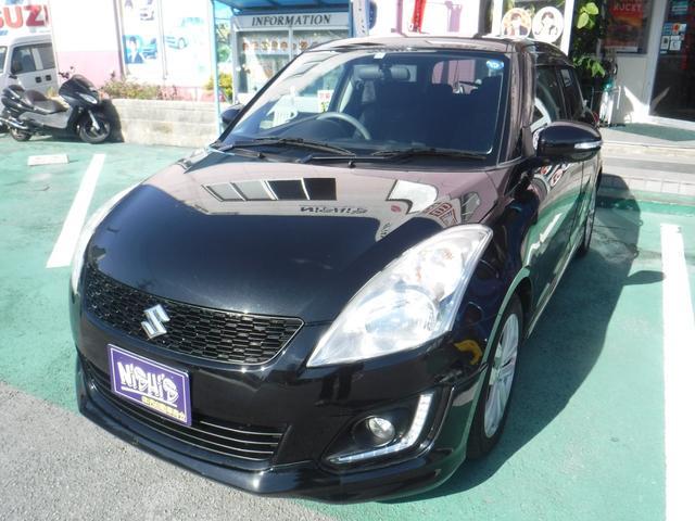 沖縄県の中古車ならスイフト RS-DJE