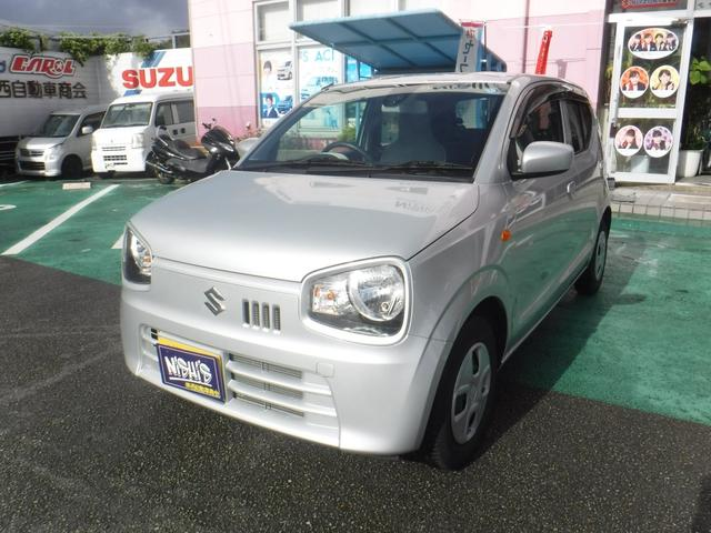 沖縄県沖縄市の中古車ならアルト S