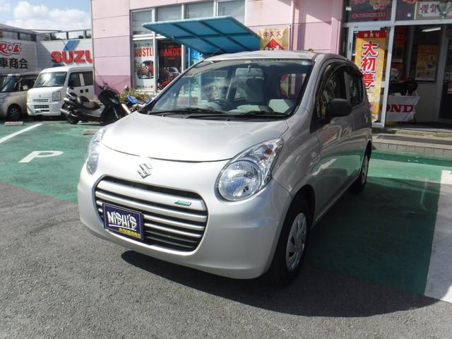 沖縄県沖縄市の中古車ならアルトエコ ECO-L