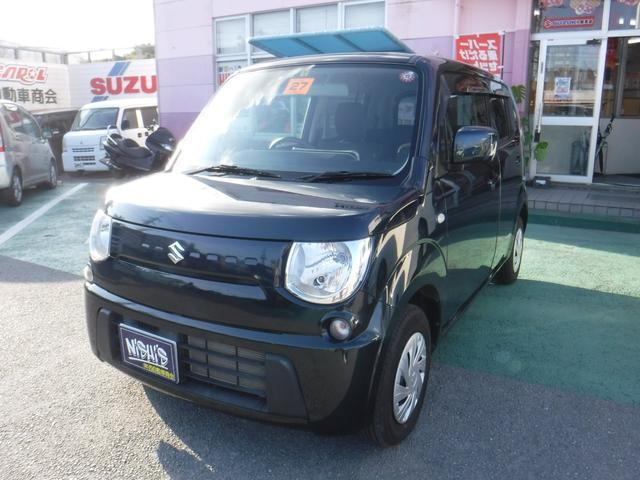 沖縄県の中古車ならMRワゴン L タッチパネルオーディオ装着車