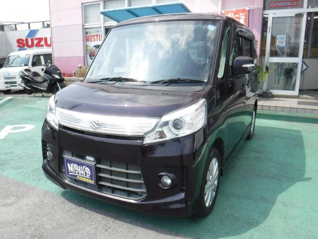 沖縄県沖縄市の中古車ならスペーシアカスタム GS