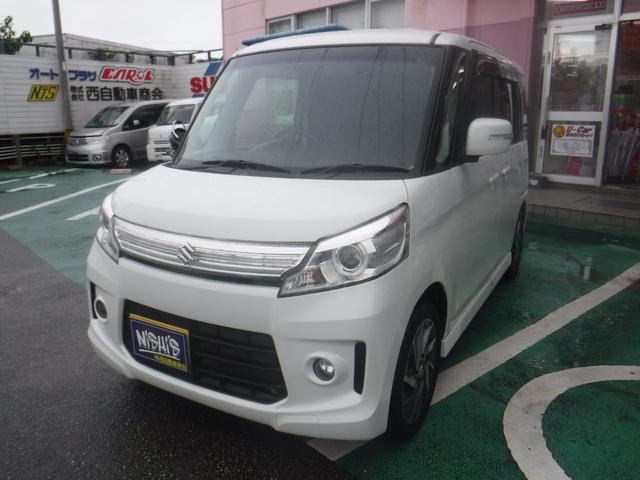 沖縄県沖縄市の中古車ならスペーシアカスタム TSターボ