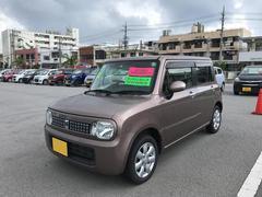 沖縄の中古車 スズキ アルトラパン 車両価格 75万円 リ済別 平成23年 3.0万K ブラウンM