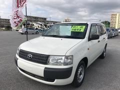 沖縄の中古車 トヨタ プロボックスバン 車両価格 75.6万円 リ済別 平成25年 6.5万K ホワイト