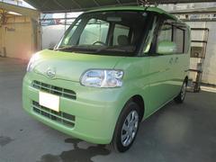 沖縄の中古車 ダイハツ タント 車両価格 86.4万円 リ済別 平成23年 5.0万K グリーン