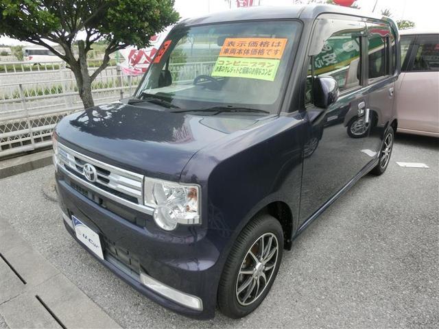 沖縄の中古車 トヨタ ピクシススペース 車両価格 89万円 リ済別 平成25年 4.3万km パープル