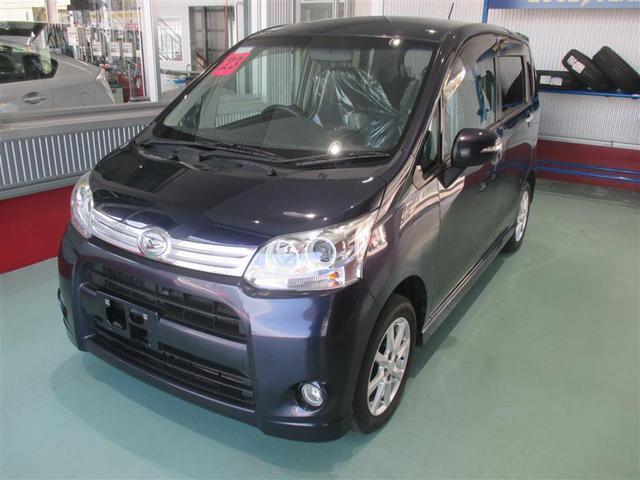 沖縄の中古車 ダイハツ ムーヴ 車両価格 55万円 リ済別 2011(平成23)年 6.0万km パープル