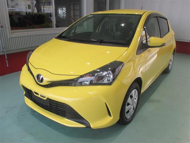 沖縄の中古車 トヨタ ヴィッツ 車両価格 97.2万円 リ済別 2015(平成27)年 3.5万km イエロー