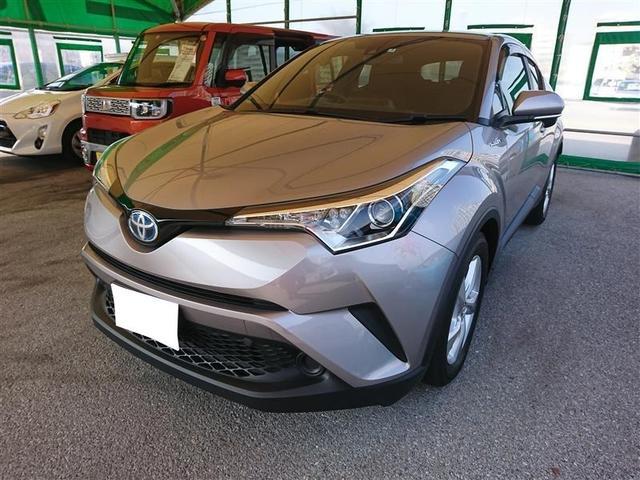 C-HR(沖縄 中古車) 色:グレー 価格:243万円 年式:2017(平成29)年 走行距離:5.0万km