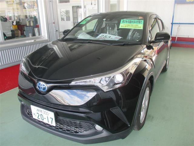 トヨタ C-HR 中古車 レビュー