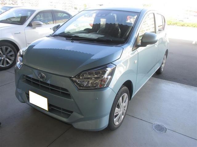沖縄の中古車 ダイハツ ミライース 車両価格 99万円 リ済別 2018(平成30)年 443km ブルー