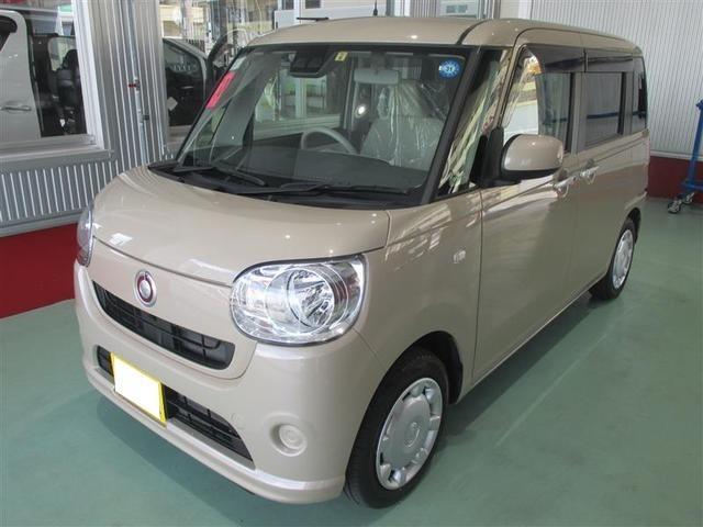 沖縄県の中古車ならムーヴキャンバス X SAIII
