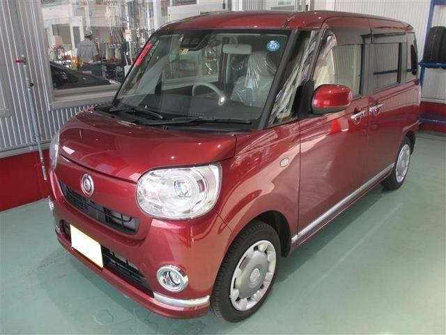 沖縄県の中古車ならムーヴキャンバス G