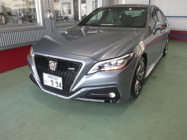 沖縄県の中古車ならクラウン RS アドバンス