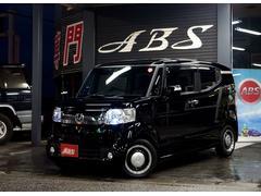 沖縄の中古車 ホンダ N−BOXスラッシュ 車両価格 117万円 リ済別 平成27年 4.3万K ブラックM