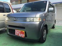 沖縄の中古車 ホンダ ザッツ 車両価格 26万円 リ済込 平成18年 10.2万K グレーM