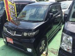 沖縄の中古車 ホンダ ゼストスパーク 車両価格 39万円 リ済込 平成21年 4.9万K ブラック