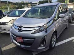 沖縄の中古車 マツダ ビアンテ 車両価格 49万円 リ済込 平成22年 8.2万K シルバーM