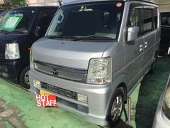 沖縄の中古車 マツダ スクラムワゴン 車両価格 45万円 リ済込 平成22年 11.7万K シルバーM